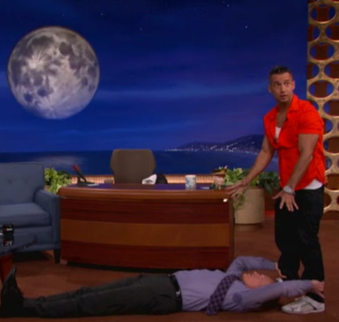 The Situation shows Conan how to get his own Situation