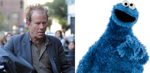 """Tom Waits Cookie Monster """"God's Away on Business"""""""