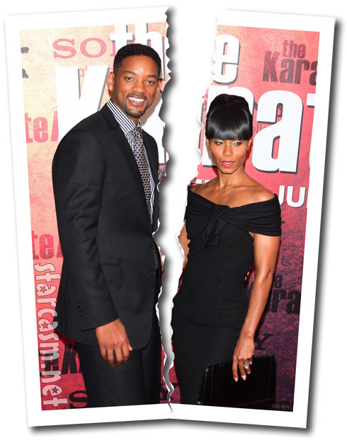 Will Smith and Jada Pinkett Smith are reportedly splitting up according to In Touch Weekly