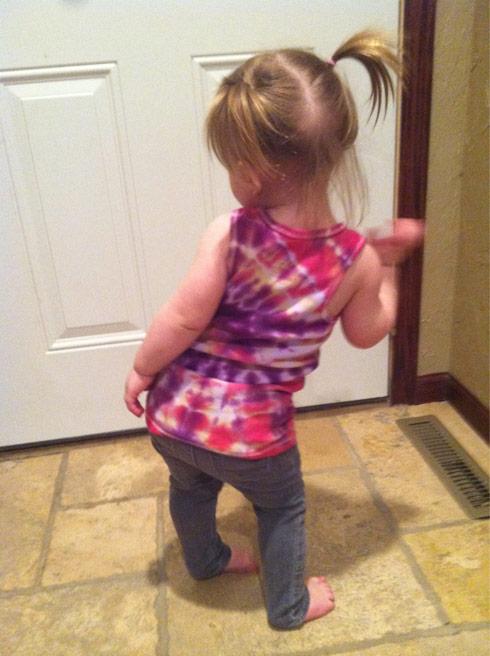 Teen Mom 2 Chelsea Houska's daughter Aubree Skye shows off her dance moves
