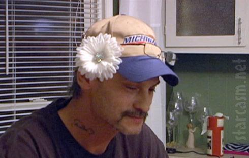 Tyler Baltierra's dad Butch from the Teen Mom Season 3 finale