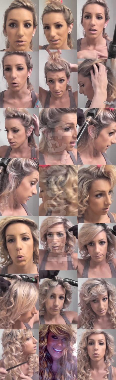 How to get Teen Mom Chelsea Houska's hair