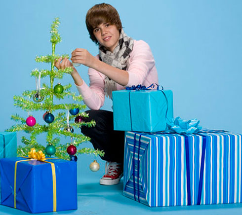 Justin Bieber to release a Christmas album, co-writes song with Taylor Swift - starcasm.net