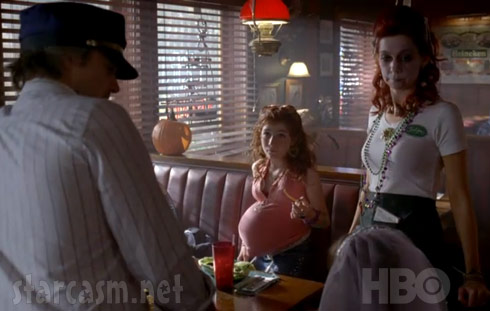 True Blood's Lisa Fowler dresses as Teen Mom 2 star Jenelle Evans for Halloween