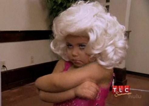 Maddy Toddlers & Tiaras Dolly Parton