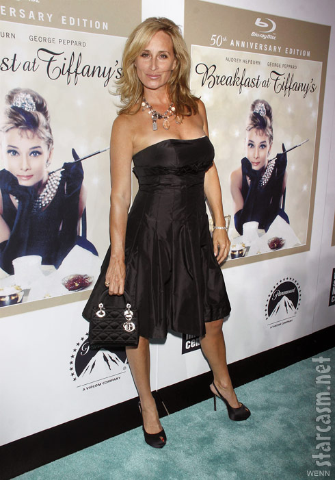 Real Housewives of New York City's Sonja Morgan
