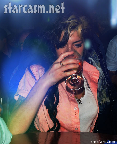 Amy Winehouse Alcohol Poisoning