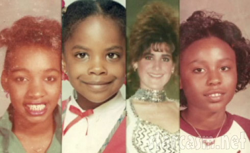 Youth photos of ATL Housewives