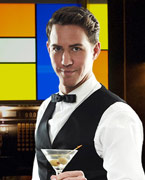 Bartender Max The Playboy Club