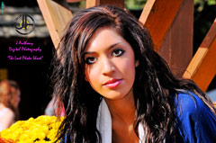 Teen Mom Farrah Abraham looks beautiful in a modeling photo from 2009