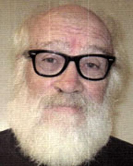 Shia LaBeouf's dad Jeffrey Craig LaBeouf mug shot photo for attempted rape arrest
