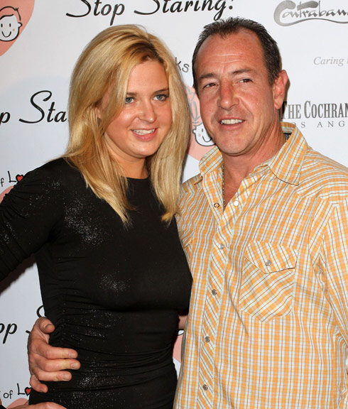 Michael Lohan Kate Major