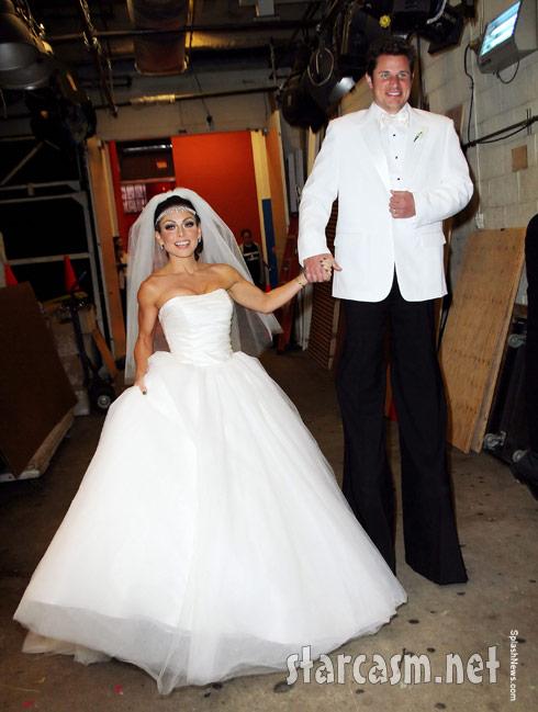 Kely Rippa Nick Lachey as Kim Kardashian and Kris Humphries