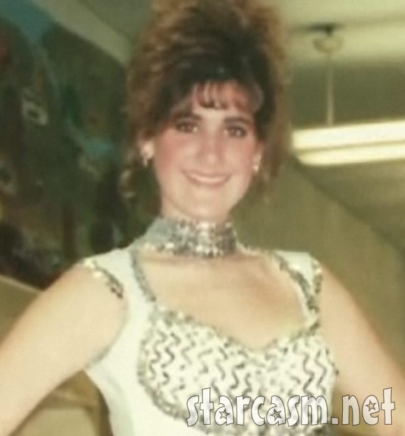 Atlanta Housewife Kim Zolciak vintage photo