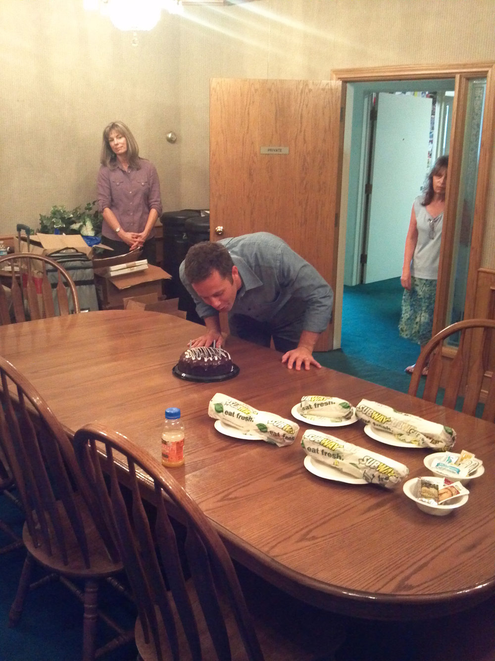 Kirk Cameron shares sad birthday