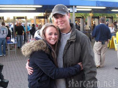 Leah Messer and her boyfriend Jeremy Calvert