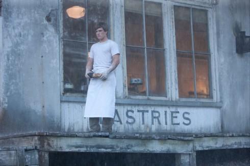 Peeta Mellark Josh Hutcherson Hunger Games movie Suzanne Collins