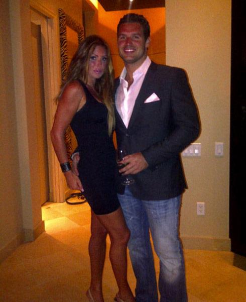 Rachel Uchitel married to Matt Hahn