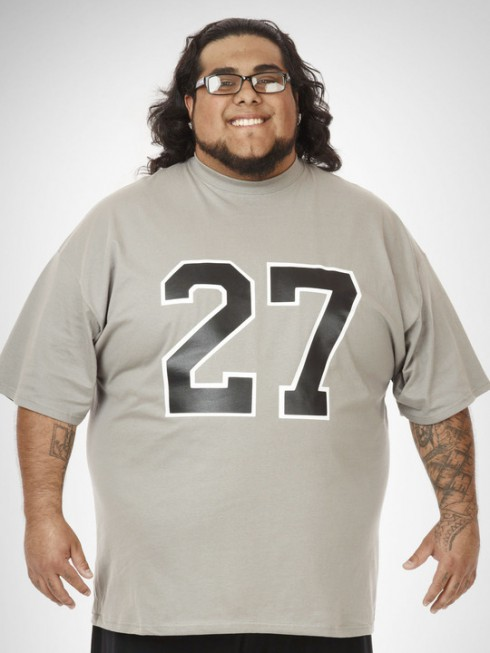 Ramon Medeiros Biggest Loser Season 12 Before