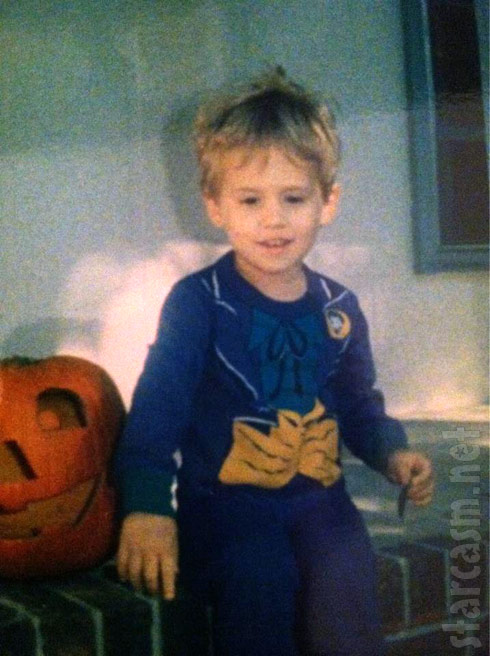 Photo of Teen Mom's Ryan Edwards as a young boy