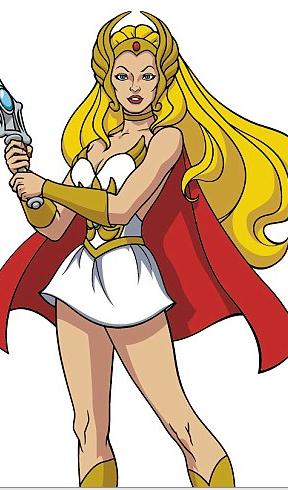 She-Ra Cartoon