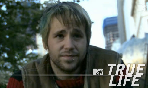 Sanitation leader Bryan from MTV's True Life: I'm Occupying Wall Street