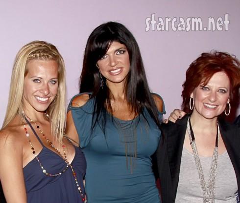 Did Teresa Giudice come between Caroline Manzo and Dina Manzo sisters