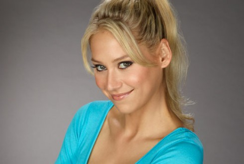 Anna Kournikova Biggest Loser Season 12