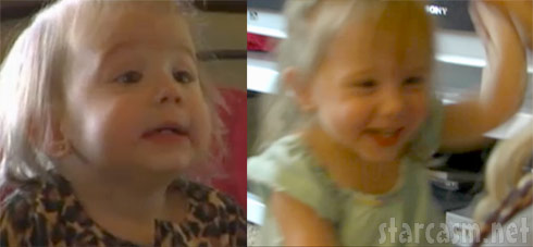 Chelsea Houska's daughter Aubree from the Teen Mom 2 Season 2 preview clip