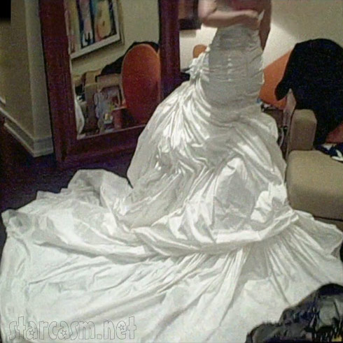 Photos Beyonce S Wedding Dress Revealed In I Was Here Video