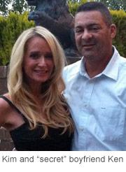 Kim Richards with secret boyfriend Ken Blumenfeld