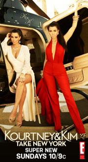Kourtney and Kim Take New York Season 2 Facebook Profile photo