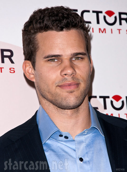 Kris Humphries at the Sector watch event naming him their new spokesperson