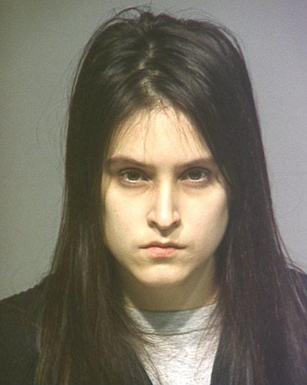 Mug Shot Rebecca Chandler