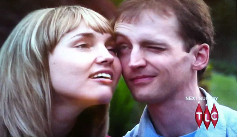 TLC The Virgin Diaries couple waits until wedding to kiss