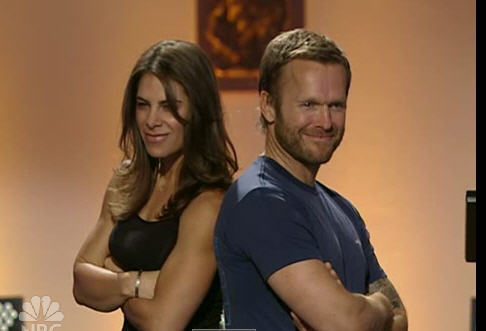 Bob Harper Jillian Michaels Biggest Loser trainers