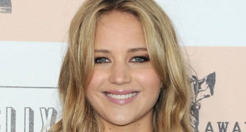 Jennifer Lawrence Hunger Games movie Katniss Everdeen