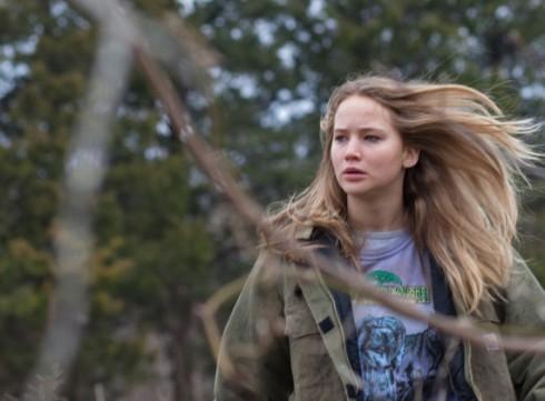 Jennifer Lawrence Winter's Bone Hunger Games movie Katniss Everdeen