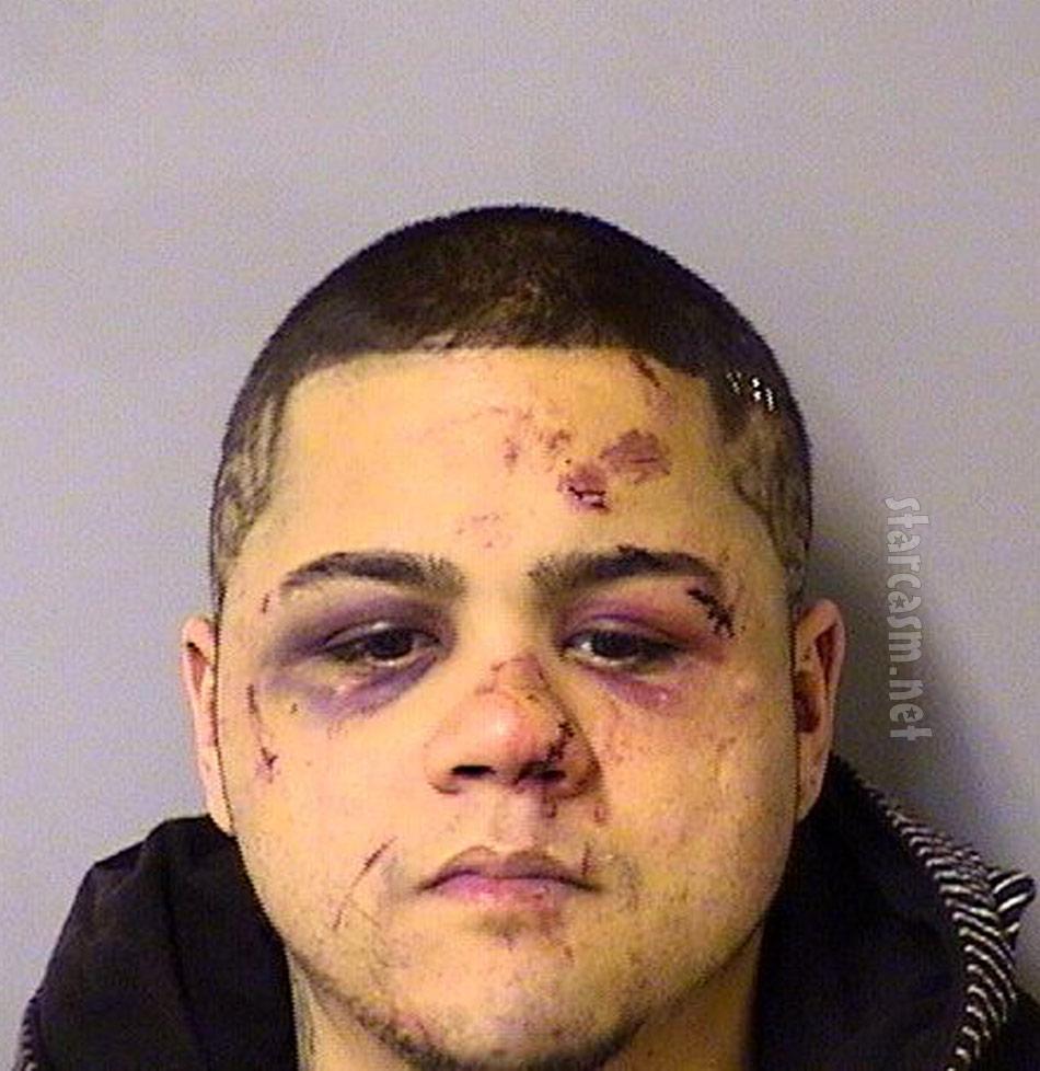 Mug Shot Anthony Miranda