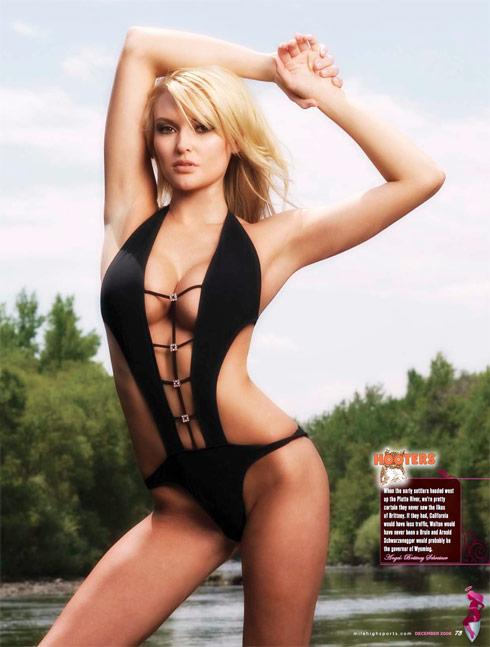 The Bachelor 16 contestant Brittney Shreiner bikini photo