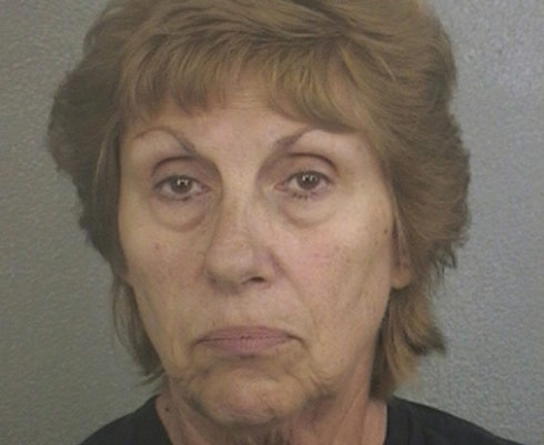 Mother-in-law who shot her son-in-law on iPhone