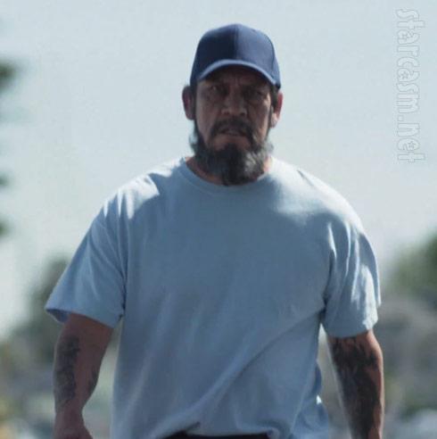 "Danny Trejo as Thomas ""Epic Beard Man"" Bruso."