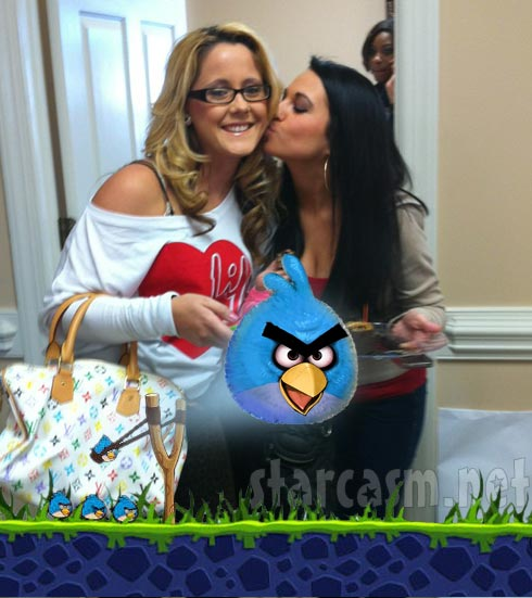 Teen Mom Jenelle Evans and roommate Hannah Inman have a Twitter feud