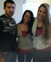 Javi Marroquin Heather Inman and Kailyn Lowry in Fayetteville