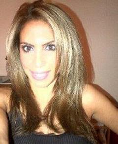 All-American Muslim's Nina Bazzy Aliahmad dyes her hair brown