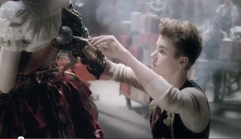 """Do you like Justin Bieber's """"steamy"""" Santa Clause is Comin' to Town music video?"""