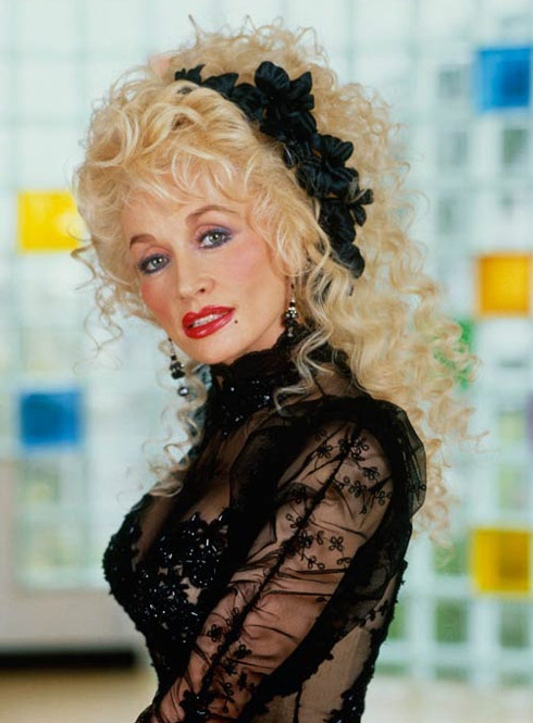 Dolly Parton deemed the hottest female country artist of all time