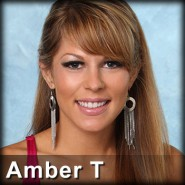 Amber T from The Bachelor is Amber Tierney