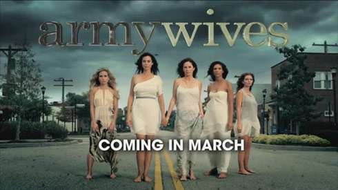Army Wives Season 6 coming in March 2012