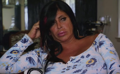 Raiola from Mob Wives